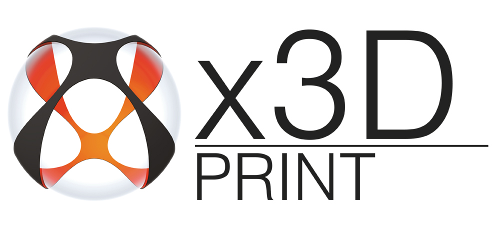 Logo x3D Group SAS